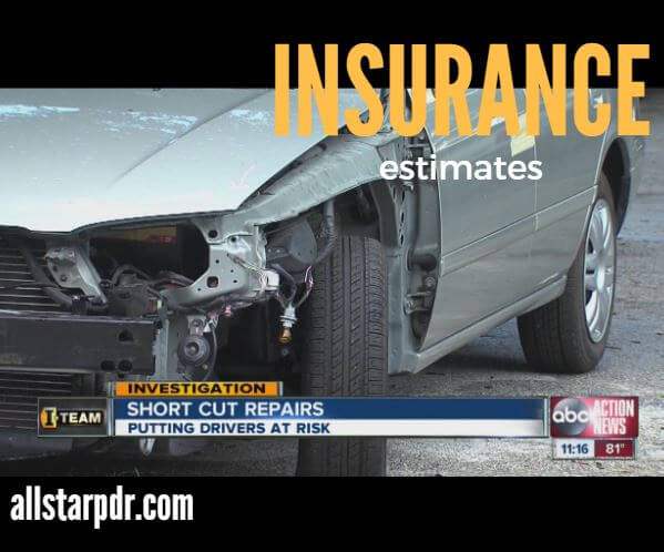 insurance estimates