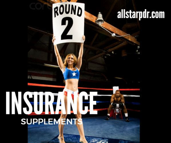 insurance supplements
